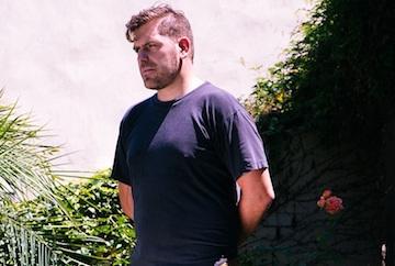 Composer of 'Katrina Ballads', Ted Hearne. Photo: Nathan Lee.