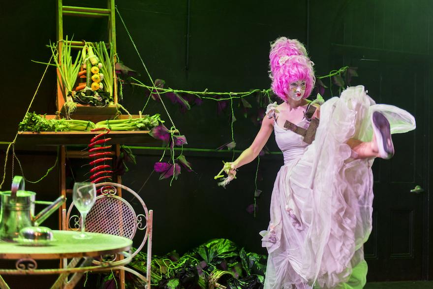 Madame Nightshade's Poison Garden