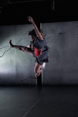 Eric Avery jumping