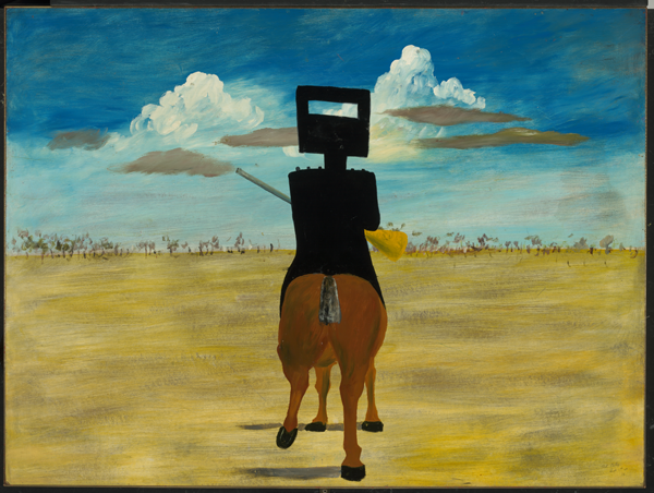 Sidney Nolan: Ned Kelly