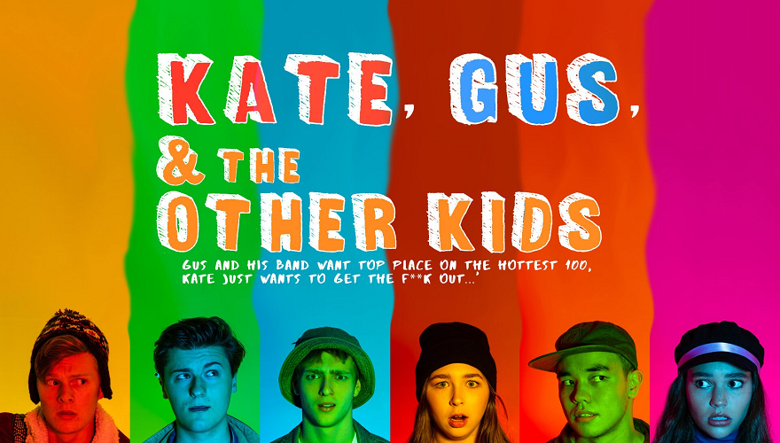 Kate, Gus and the Other Kids