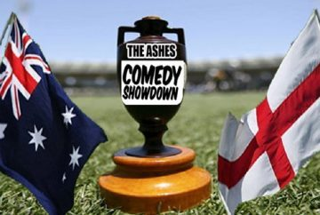 The Ashes Comedy Showdown