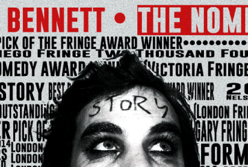 Jon Bennett: The Nominee