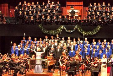 A choral Christmas treat
