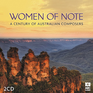 Album cover for Women of Note