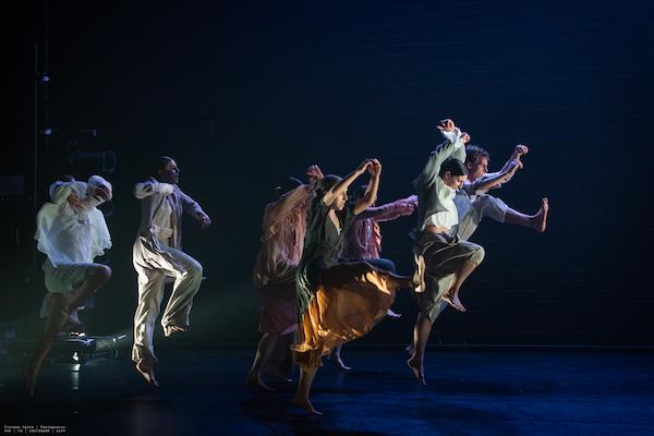 Mesmerising: Raewyn Hill's 'Carnivale.3'. Photo: Stephen Heath Photography.