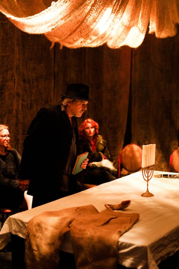 The Blue Room Theatre closes its 2020 mini-season in triumph with <i>The Golem: or, Next year in Jerusalem</i>, says David Zampatti.